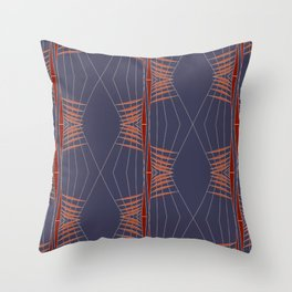 Casual too casual Throw Pillow
