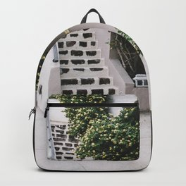 Island house x Backpack