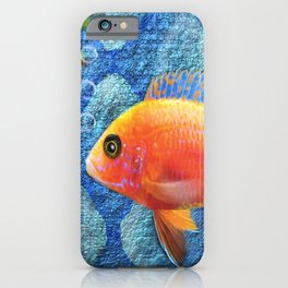 Fish Story iPhone Case