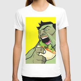 Hulk Eat T-shirt