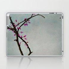 Branches Blue/Grey Laptop & iPad Skin