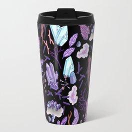 Crystals and stones Travel Mug