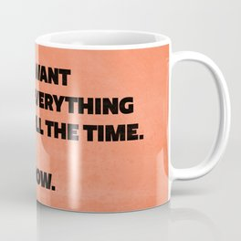 The Cry of the Pelican Coffee Mug