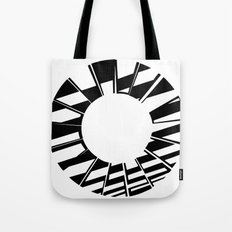 Ring Map 5 Tote Bag