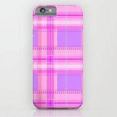 Cuter Than You Plaid Slim Case iPhone 6s