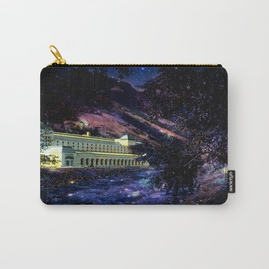 Enchanted Palace By the River Carry-All Pouch