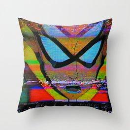 X11 Throw Pillow