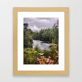 Glen Affric Framed Art Print