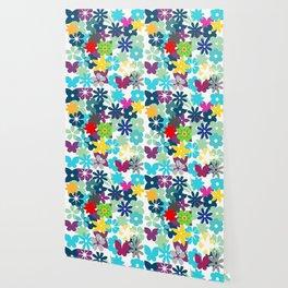 Flower Dreams Wallpaper