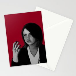 Bad Blood IV Stationery Cards