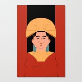 Kim Jong Boom, Baby! Canvas Print