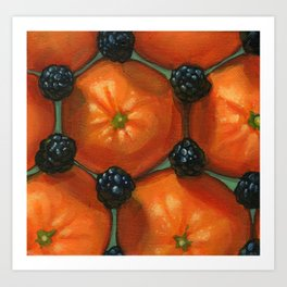 Clementine Dance Art Print