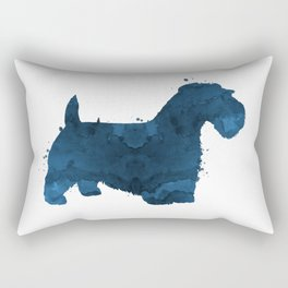 Sealyham terrier Rectangular Pillow