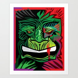 xHULKx Art Print