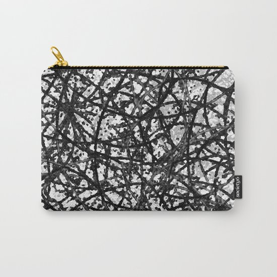 Grunge Art Abstract  G59 Carry-All Pouch