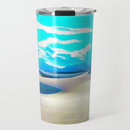 White Sands Travel Mug