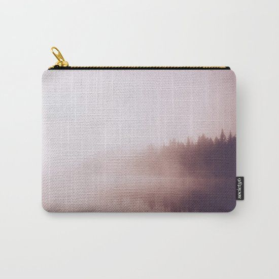 Fog #forest Carry-All Pouch