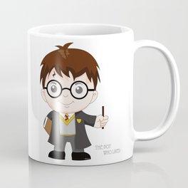 The Boy Who Lived Coffee Mug