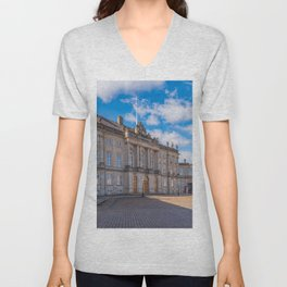 Changing the guard in Copenaghen Unisex V-Neck