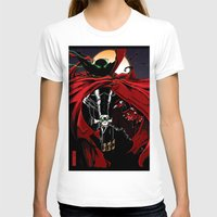spawn T-shirts featuring Spawn by Shawn Norton Art