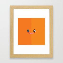 Char Char Framed Art Print