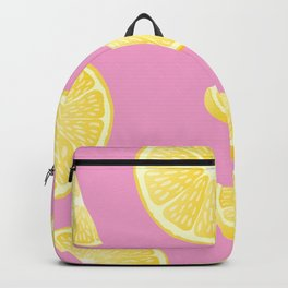 Pull up with a Lemon Backpack