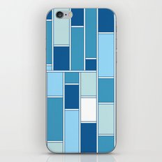 Boxed in iPhone & iPod Skin