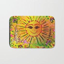 Slap Happy Smiley Tiley-Regina Bath Mat