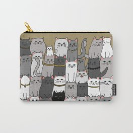 The Glaring - Scandinavian Palette Carry-All Pouch