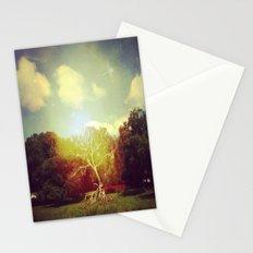 Burning Bush Stationery Cards