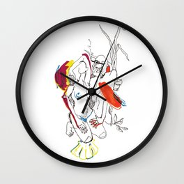 Ladies (Commission) Wall Clock