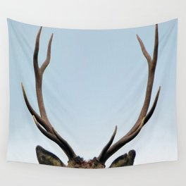 Stag antlers Wall Tapestry