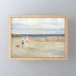 Joy Framed Mini Art Print