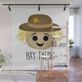 Hay There! Wall Mural