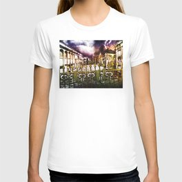 New Orleans cemetery T-shirt