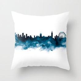 London Skyline Throw Pillows For Any Room Or Decor Style Society6