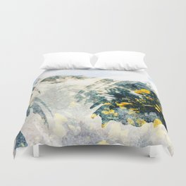 Time to Defrost Duvet Cover