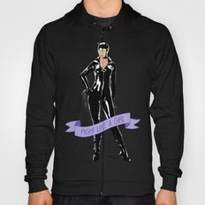 Fight Like a Girl: Catwoman Hoody