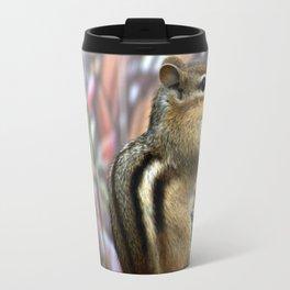Chipmunk Spunk Travel Mug