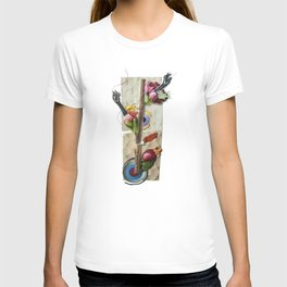 Genetically modified | Collage T-shirt