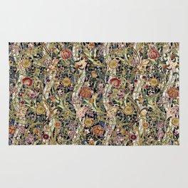 Wild Wild William Morris Variation I Rug