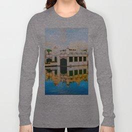House on the lake Long Sleeve T-shirt