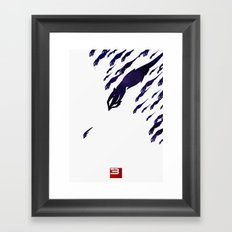 Mass Effect 3 (w/quote) Framed Art Print
