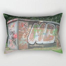 Power Box Rectangular Pillow