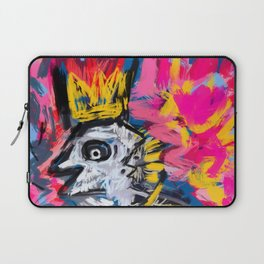 The king in pink Laptop Sleeve