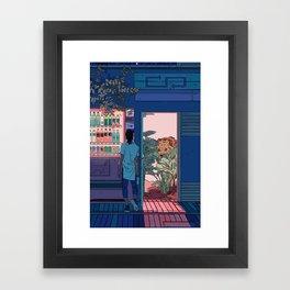 Reincarnation Framed Art Print