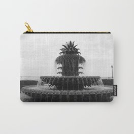 Pineapple Fountain Charleston River Park Carry-All Pouch