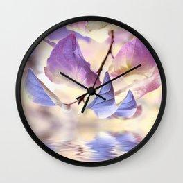 Foliage 190 Wall Clock