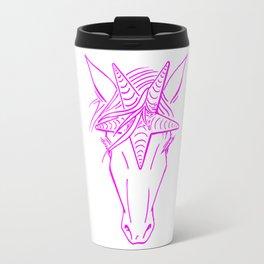 The Pentacorn Travel Mug