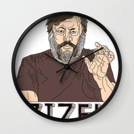 Zizek Wall Clock